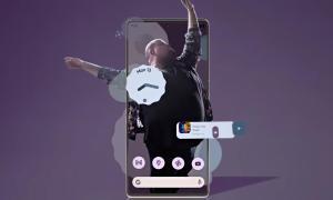 Google Pixel 6 Werbung