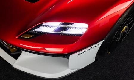 Porsche Mission R Cayman Konzept Header