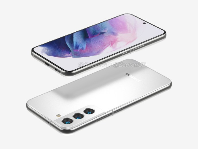Samsung Galaxy S22 Render