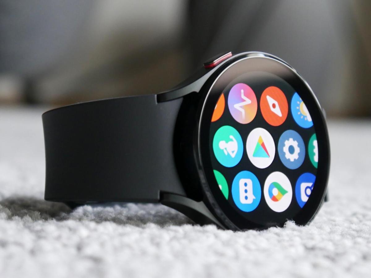 Erstmals mit Wear OS: Samsung Galaxy Watch 4 im Test
