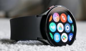 Samsung Galaxy Watch 4 Header