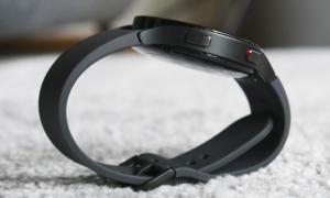 Samsung Galaxy Watch 4 Seite
