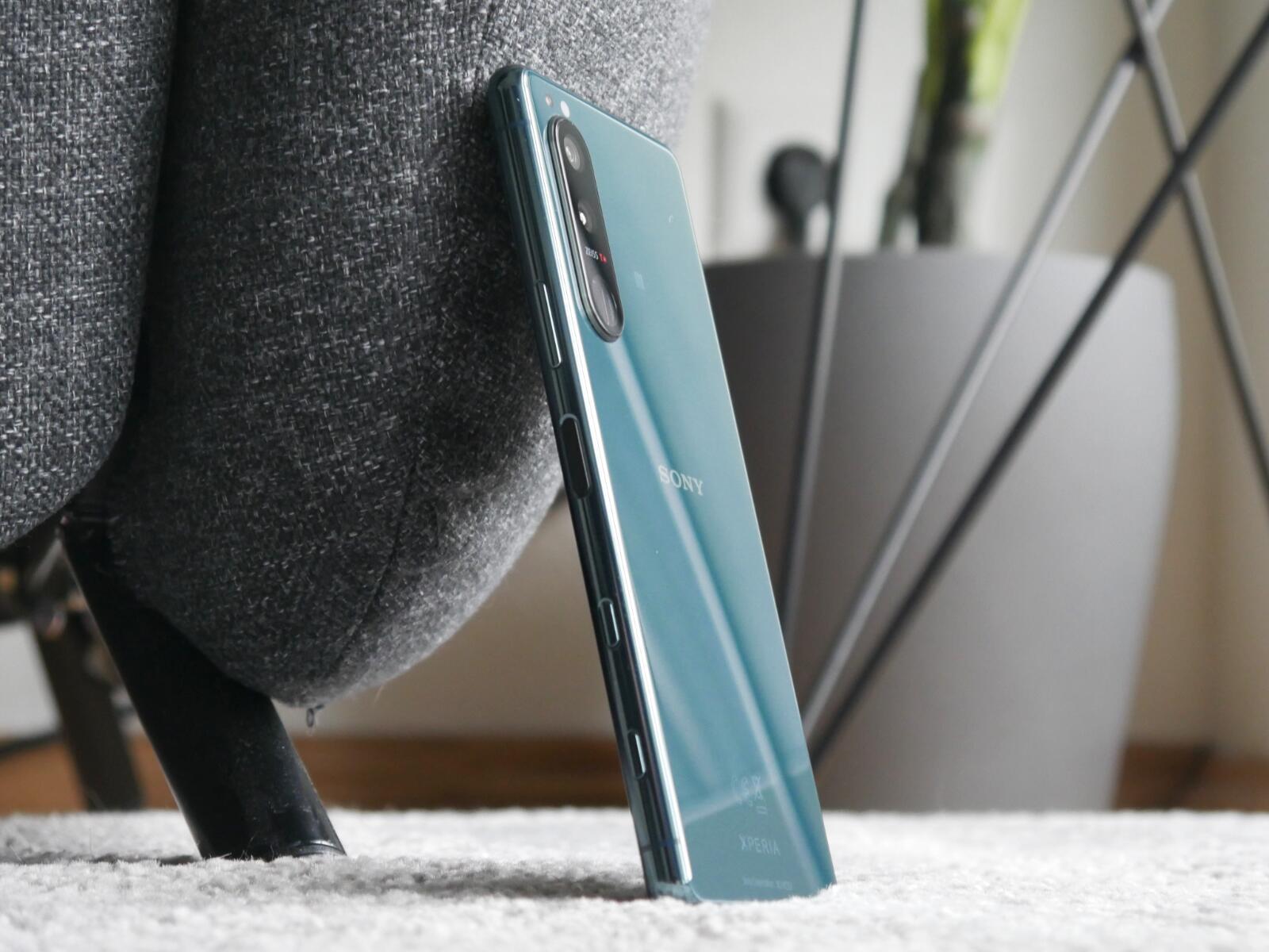 Sony Xperia 5 Iii Back