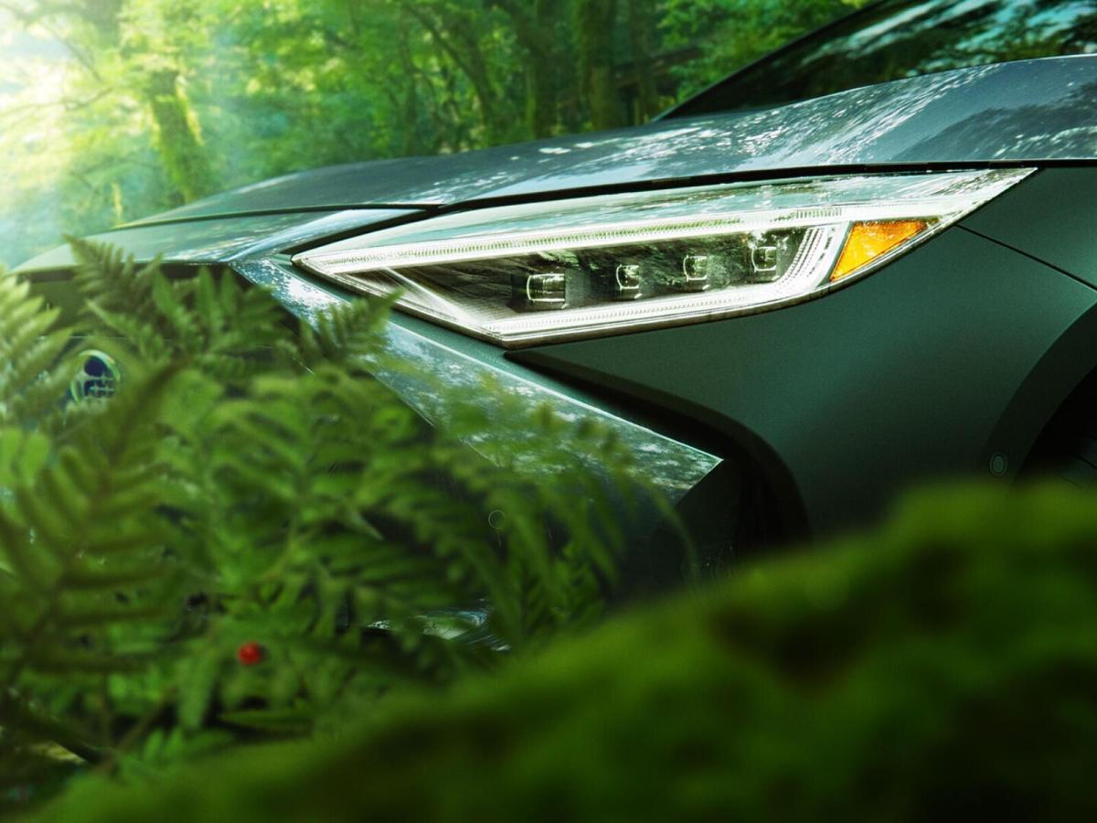 Subaru Solterra Teaser Header
