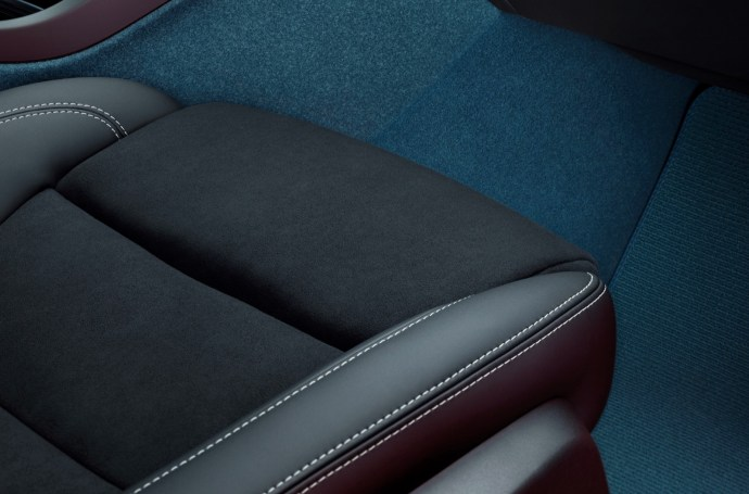 Volvo Leder