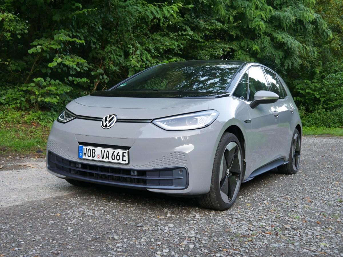 Vw Id3 Front