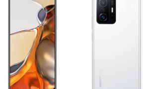 Xiaomi 11t Pro Front Back