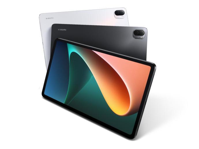 Xiaomi Pad 5 Header