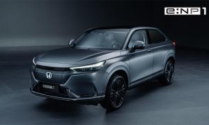 Honda E Np1