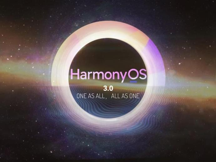 Huawei Harmonyos 3 Teaser