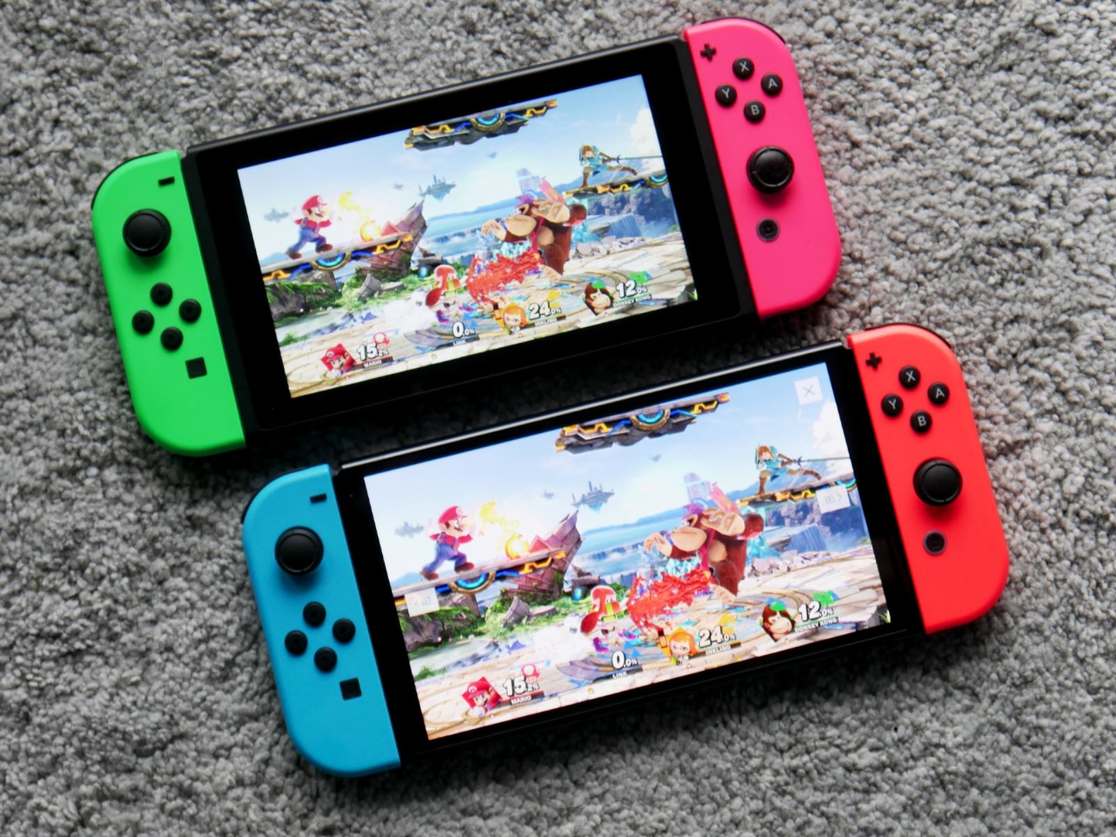 Nintendo Switch Oled Vergleich