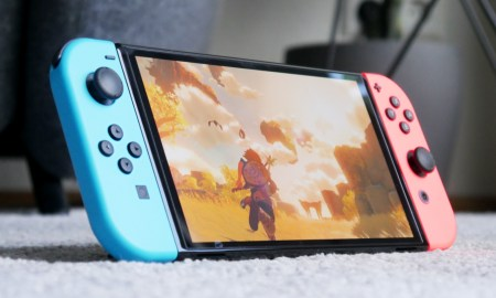 Nintendo Switch Oled Zelda Header