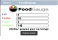 food-gauge