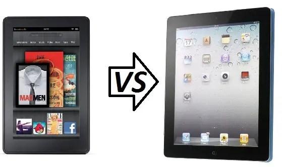 Kindle-vs-iPad