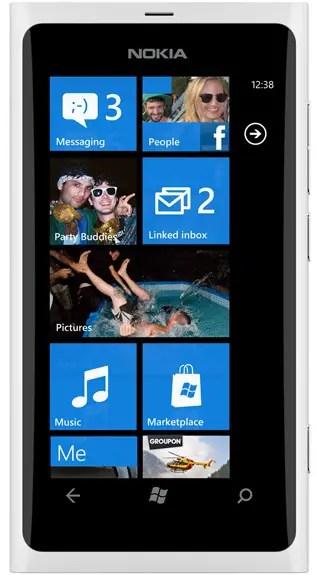 Lumia800White