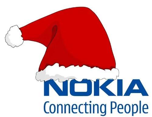 nokia-christmas-logo