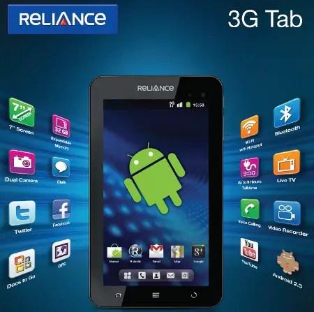 Reliance-3G-Tab