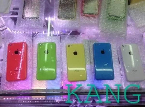 Apple-iPhone-versions