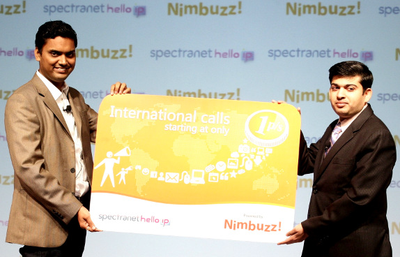 Nimbuzz-and-Spectranet-low-cost-international-calling-launch1