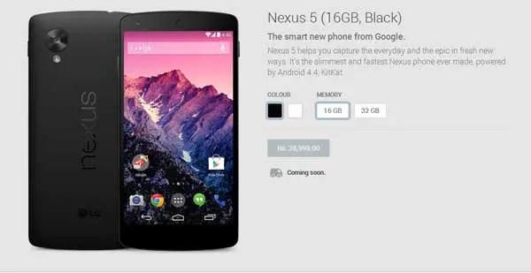 Google-Nexus-5-India-play-store