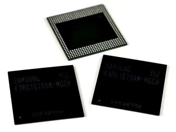 Samsung-8-Gb-LPDDR4-RAM