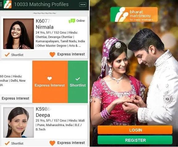 Bharatmatrimony.com-app