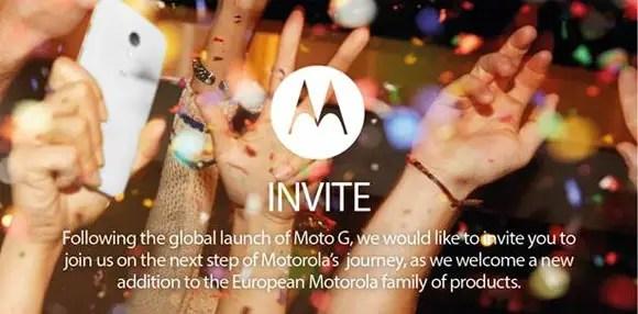Moto Event UK