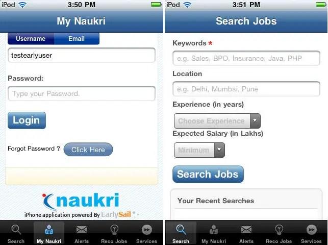 Naukri-app