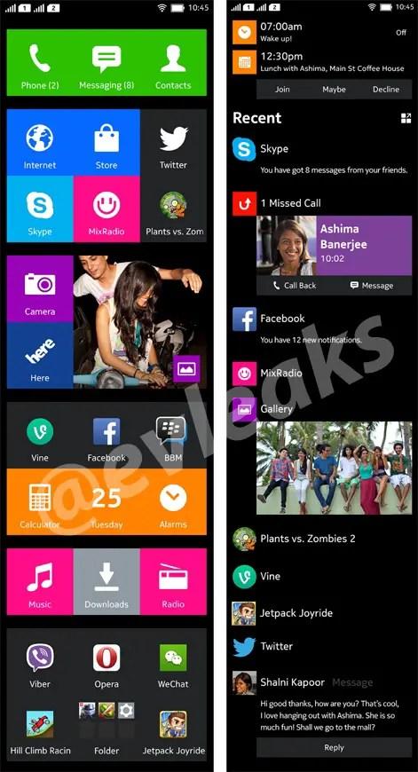 Nokia-Normandy-interface