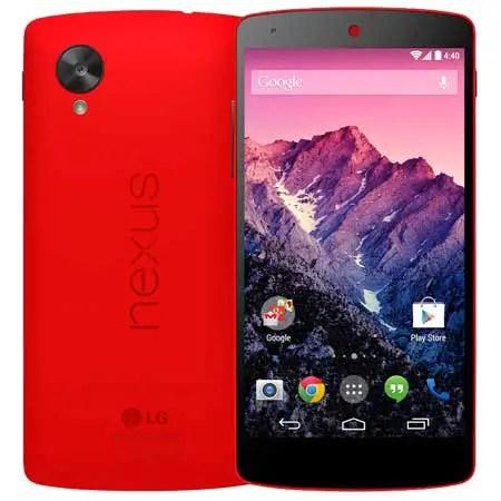 Google-Nexus-5-Bright-Red