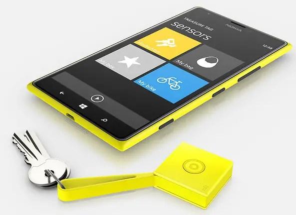 Nokia Treasure Tag