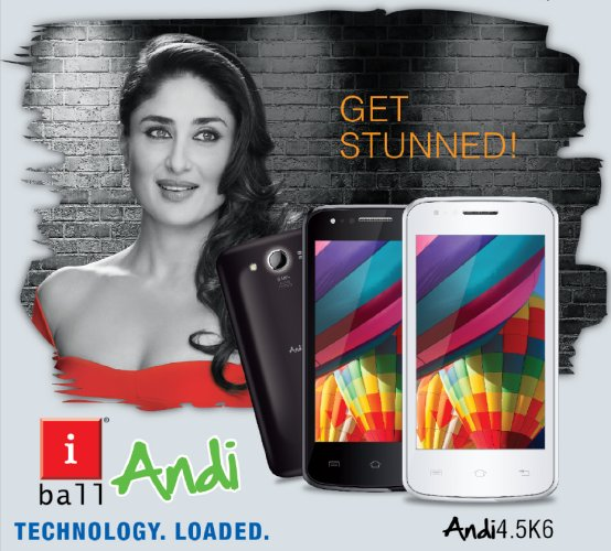 iBall-Andi-4.5-K6-Features