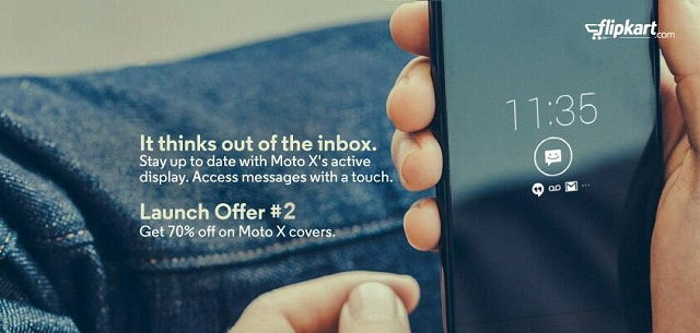 Flipkart-Moto-X-launch-day-offer
