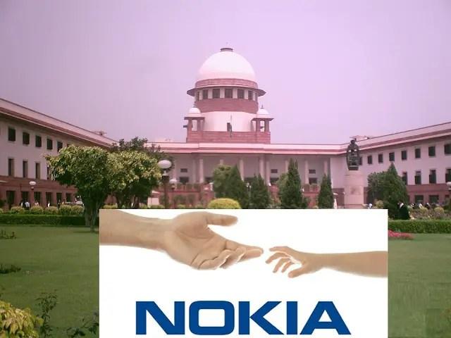 Nokia-moves-supreme-court