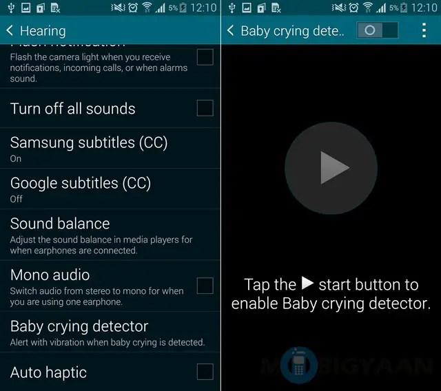 Samsung Galaxy S5 521