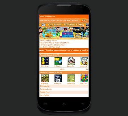 Micromax-Canvas-Engage-A091-ebay