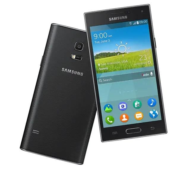 Samsung-Z-Tizen