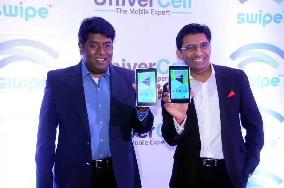 Swipe-UniverCell-south-india-partnership