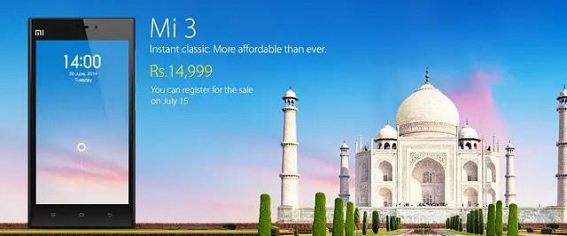 Xiaomi-Mi-3-India-announcement