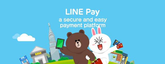 Line-Pay-launch