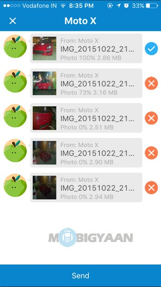 How to transfer photos from Android to iPhone (3)