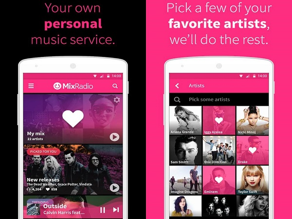 mixradio-official-google-play