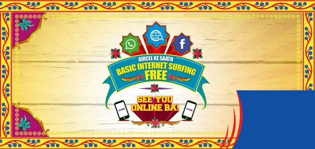 Aircel-Free-Basic-Internet