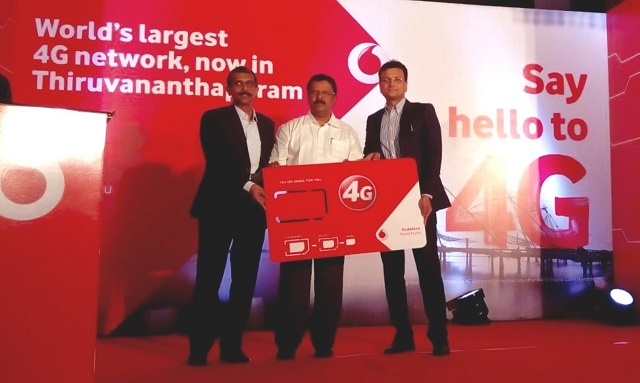 Vodafone-india-4G-launch-TVM