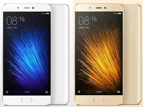 Xiaomi Mi 5 official