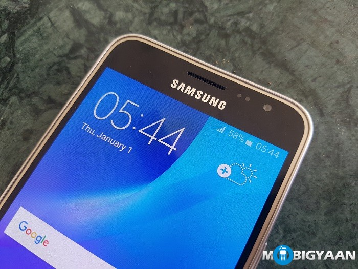 Samsung Galaxy J3 (2025) Hands-on Images