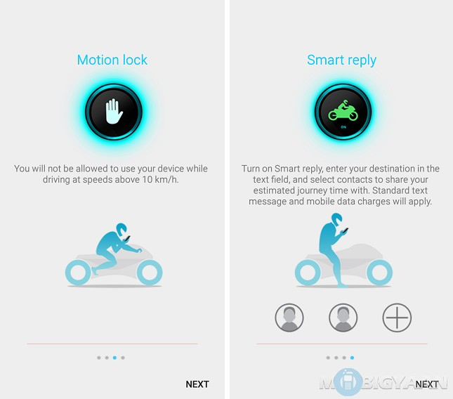 How-to-use-Samsung-Galaxy-J3-S-bike-mode-3