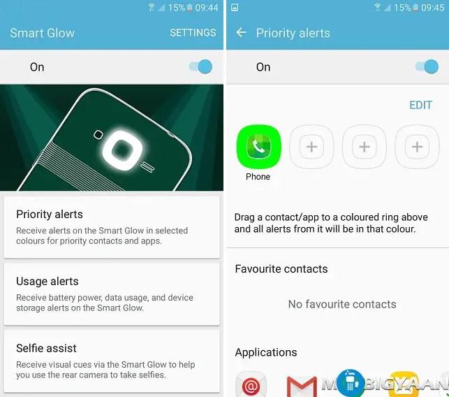 How-to-use-Smart-Glow-on-Samsung-Galaxy-J2-2017