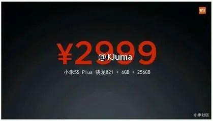 xiaomi-mi-5s-plus-pricing