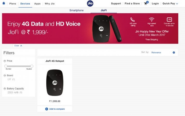 Reliance-Jio-online-store-web
